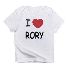 I heart rory Infant T-Shirt