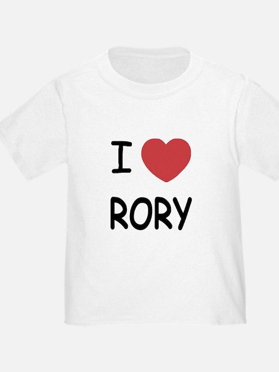 I heart rory T