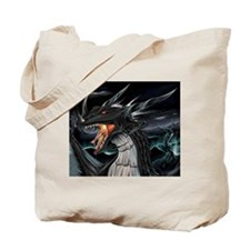 Cute Dragons Tote Bag