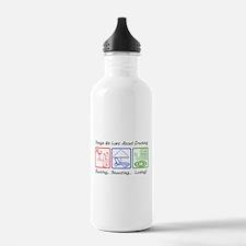 Boozing, Snoozing... Water Bottle