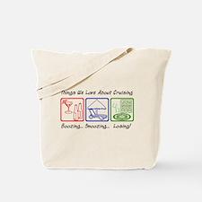 Boozing, Snoozing... Tote Bag