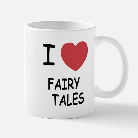 I heart fairy tales Mug