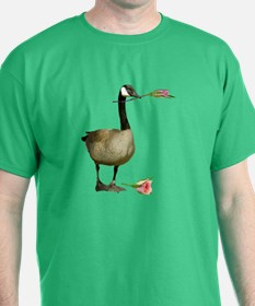 Canadian goose t shirts shirts tees custom canadian for Canada goose t shirt