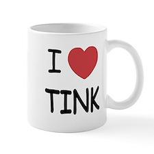 I heart tink Small Mug