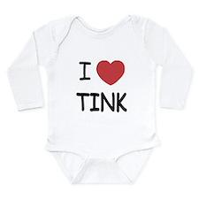 I heart tink Long Sleeve Infant Bodysuit