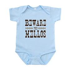 Beware the Mellos Infant Bodysuit
