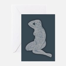 Day of the Nude Greeting Cards (Pk of 10)