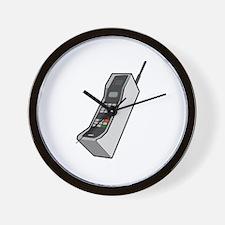 1980's Cellphone Wall Clock