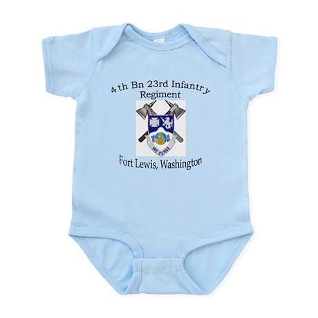 4th Bn 23rd Infantry Infant Bodysuit