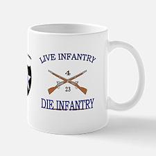 4th Bn 23rd Infantry Mug