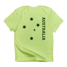 Cute Australian rugby union Infant T-Shirt