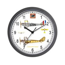 "Curtiss JN-4 ""Jenny"" Wall Clock"