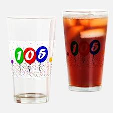 105th Birthday Pint Glass