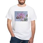 Swallowtail Butterfly White T-Shirt