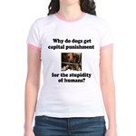 Capital Punishment Jr. Ringer T-Shirt