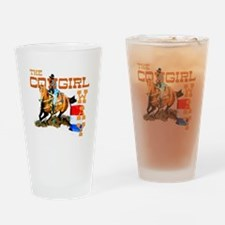 The Cowgirl Way Gifts & Tees Pint Glass