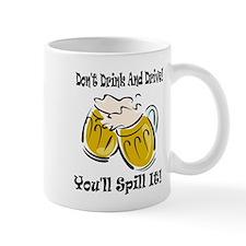 Funny Drink and drive Mug