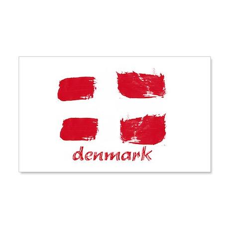 Denmark 22x14 Wall Peel