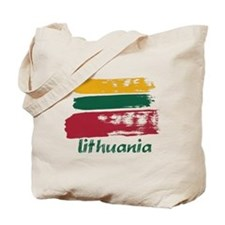 Lithuania Tote Bag