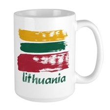 Lithuania Ceramic Mugs