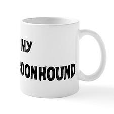 Bluetick Coonhound Mug