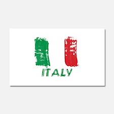 Italy Car Magnet 12 x 20