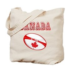 Canadian Rugby Tote Bag