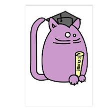 Commencement Cat 2006 Graduation Postcards (Packag