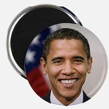 US President Barack Obama Magnet