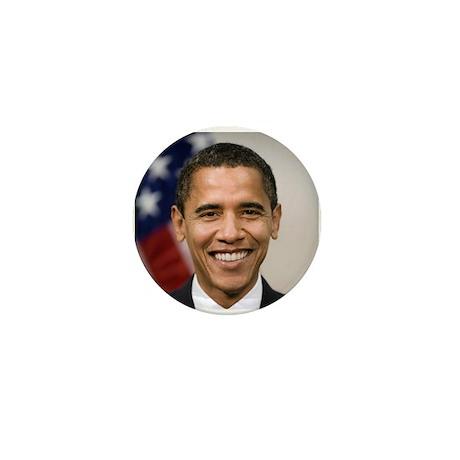 US President Barack Obama Mini Button (10 pack)