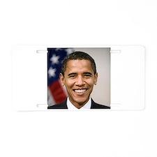US President Barack Obama Aluminum License Plate