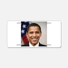 US President Barack Obama Aluminum License Plate