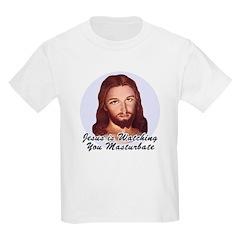 Masturbate Kids T-Shirt