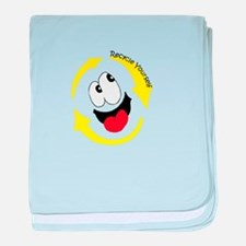 Funny Gastroparesis baby blanket