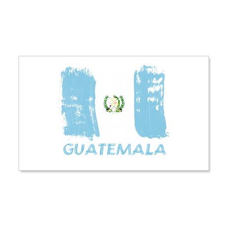 Guatemala 22x14 Wall Peel
