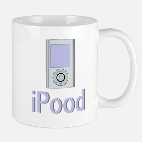 iPood with MP3 Player Mug