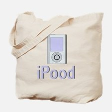 iPood with MP3 Player Tote Bag