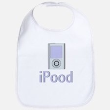 iPood with MP3 Player Bib