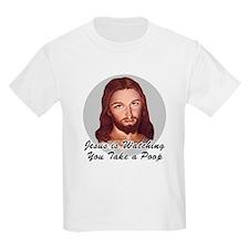 Take a Poop Kids T-Shirt