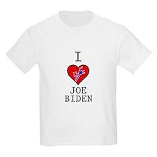 I Love Joe Biden T-Shirt
