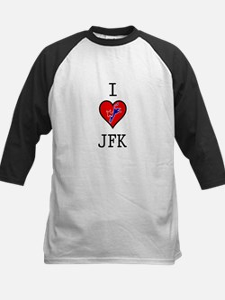 I Love JFK Tee