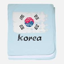 Korea baby blanket