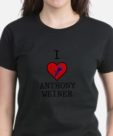 I Love Anthony Weiner Tee