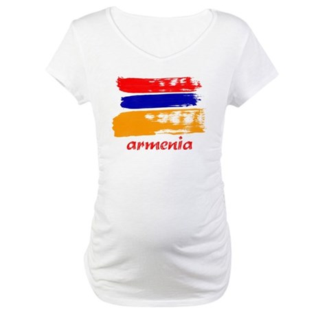 Armenia Maternity T-Shirt