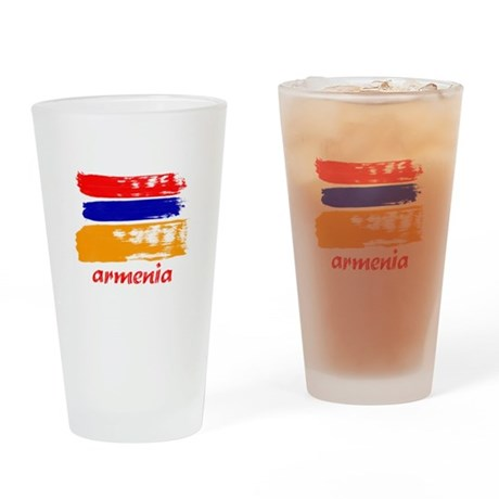 Armenia Pint Glass