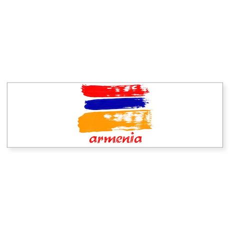 Armenia Sticker (Bumper 50 pk)