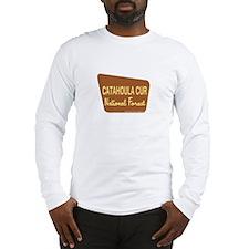 Catahoula Cur Long Sleeve T-Shirt