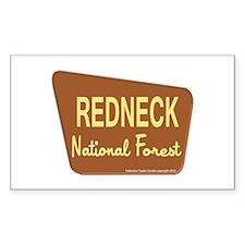 Redneck Decal