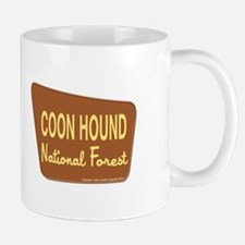 Coon Hound Mug