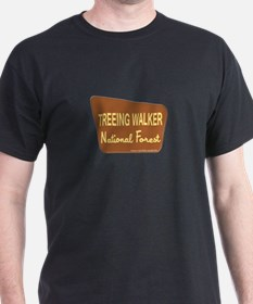 Treeing Walker T-Shirt